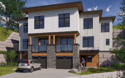 New Duplexes for Sale in Courtenay, BC