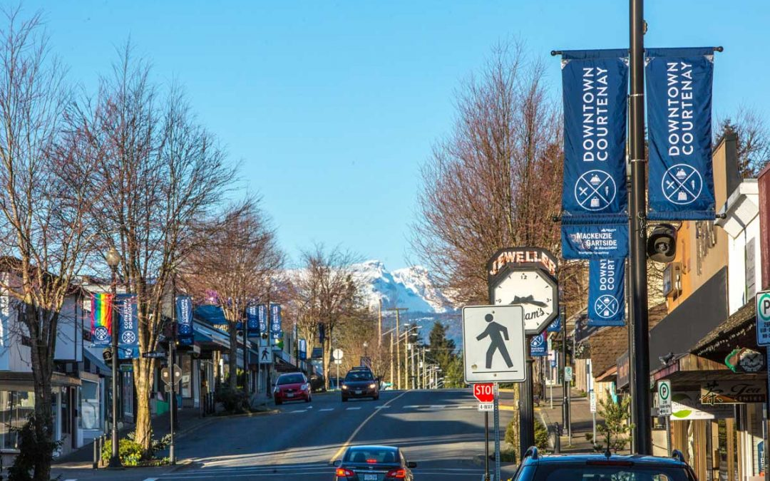 Duplexes for Sale at Two Prime Locations in Courtenay