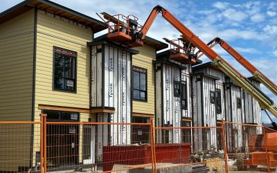 England Oaks | New Townhouses in Courtenay, BC