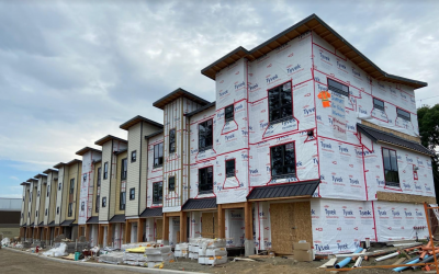 England Oaks | New Townhouses for Sale in Courtenay, BC