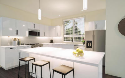 New Townhomes for Sale in Courtenay, BC